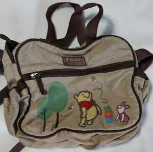 Diaper Bag Mini Winnie The Pooh and Friends Disney Baby Small Shoulder Travel