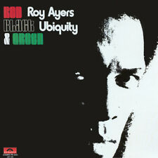 Roy Ayers Ubiquity RED BLACK & GREEN Polydor NEW SEALED VINYL RECORD LP