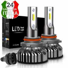 KIT LED HIR2 9012 6000K FULL CANBUS XENON 12000LM LUMEN LAMPADE SLUX