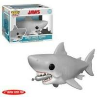 Great White Shark (with Diving Tank) Vinyl Art Toys Brand: Funko Series: Pop! Vi