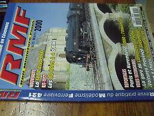 µ? revue RMF n°421 141 R rivarossi Gare Lamastre Four à chaux Issoudun BB 9003