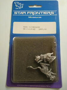 1983 TSR STAR FRONTIERS MINIATURES QUICKDEATH 5806 -BRAND NEW - d&d ad&d