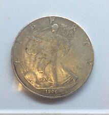 Monnaie argent America Liberty Coin 1906 38 g