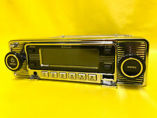 NUOVO cromo Retro Radio Auto d'epoca d' EPOCA CD BLUETOOTH USB massiccia MP3