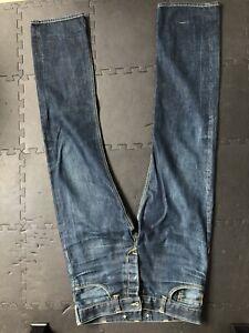 Pike Brothers Jeans 1937 Roamer Pants W33 L36 11 Oz Blau (gebraucht)