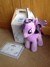 Construir un oso de My Little Pony Twilight Sparkle con Bab Caja.