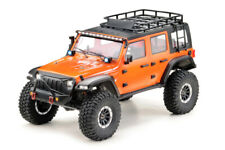 Absima 1:10 EP Crawler CR3.4 SHERPA Orange RTR 12010 Scale Offroad Truck