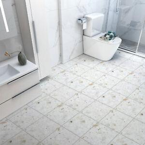 5M Wand Fliesen Boden Aufkleber Selbstklebend Küche Bad Wasserfest Klebefolie DE