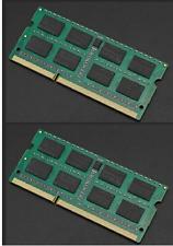 4GB, 2x 2GB DDR2 PC2-6400, 800MHz, 200 PIN, 2Rx8, Non ECC, Laptop Memory, RAM