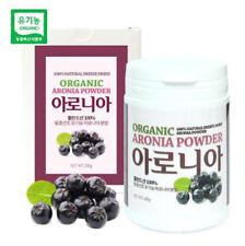 (Natural 100%) Organic Aronia Berry Powder SuperFood Freeze-Dried 100g