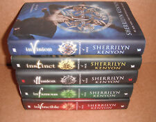 Chronicles of Nick Vol. 2,3,5,6,7 by Sherrilyn Kenyon Books Set Hardcover