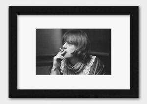 The Rolling Stones - Brian Jones at Olympic Recording Studios May 1967 Print 2