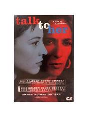 Talk to Her 2002 R Dvd Hable con Ella Movie Javier Camera, Dario Grandinetti