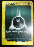 POKEMON - Energia Oscurità 158/165 - Expedition - ITALIANO #NSF3
