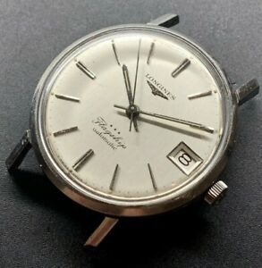 1960s SS Longines Flagship Automatic wind 3118 Cal.345