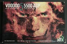 3dfx Voodoo5 5500 AGP Retro Graphics Card