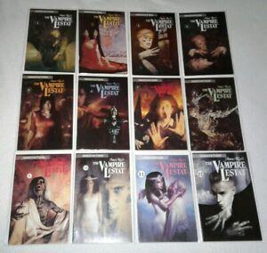 Innovation Anne Rice's The Vampire Lestat Complete Set 1-12 signed by Gross Sr