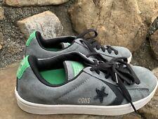 Converse Cons Shoes Sneakers Boho Retro  Size 7.5M/40.5  Gray Black ECU