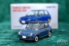 [TOMICA LIMITED VINTAGE NEO LV-N40a 1/64] NISSAN Be-1 CANVAS TOP (Blue)