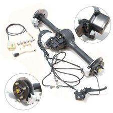 500W Integrated Brake Rear Axle one disc Rear Axle For Electric Vehicle Tricycle