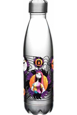 NEW Zak Nightmare Before Christmas Insulated Stainless Steel Water Bottle