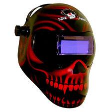 New Save Phace GEN Y Series EFP Welding Helmet Gate Keeper 180 degree 4/9-13 ADF