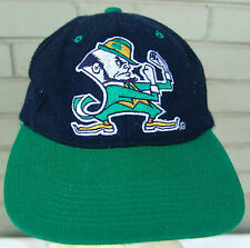 VTG Notre Dame Fighting Irish Snapback US Headwear One Size Baseball Cap Hat