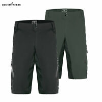 2019 Cycling Shorts Mens MTB Loose Fit Bike Short Breathable Pants Trousers Pads