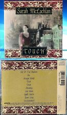 Sarah McLachlan - Touch (CD, 1989, Arista Records, USA)