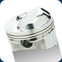 139534 SRP Pistons High Compression Dome 502 BB Chevy 4.470 Bore 12.8:1 Comp