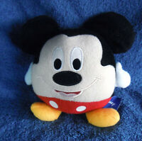 *20201* Mickey Mouse round Doll - 15cm - plush