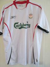 Liverpool 2005-2006 Away Football Shirt Size Large Mans 42-44