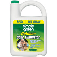 Simple Green Outdoor Odor Eliminator 1 Gallon Great For Artificial Grass Vomit