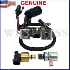 genuine a500 a518 42re 44re 46re dodge jeep transmission solenoid set  1996-1999