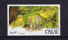 Palau 1992 serie corrente Uccelli (III) 534 mnh