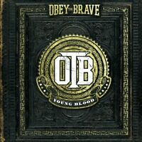 OBEY THE BRAVE - YOUNG BLOOD  CD NEU