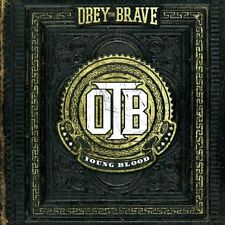 Obey the Brave-Young Blood CD NEUF