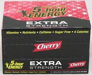 5-Hour Energy Extra Strength Cherry (12)