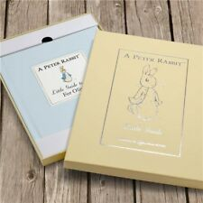 Personalised Peter Rabbit Little Guide To Life Book Hardback In Luxury Gift Box