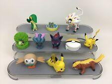 Misdreavus Snivy Turtwig Pokemon Nintendo Game Freak Toy Figures PVC Lot (11)