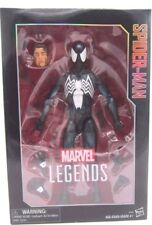 SPIDER-MAN (BLACK SUIT SYMBIOTE)12 INCH MARVEL LEGENDS SERIES HASBRO 2017