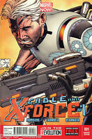 Cable and X-Force #1 Joe Quesada 1:50 Variant Cover