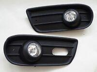 VW TRANSPORTER T4 1996-2003 FOG LIGHTS LAMPS & GRILL SET NEW