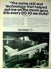 1980 Mcdonnell Douglas Airplane Astronaut Spacecraft AD