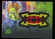 2013 Topps Mars Attacks Invasion PATCH RELIC - Victory At Hand - MP-16