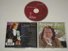 ANDRÉ RIEU/LA VIE EST BELLE(POLYDOR 549 227-2) CD ALBUM