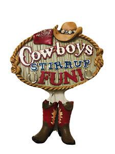 Cowboys Boots Hat Christmas Ornament