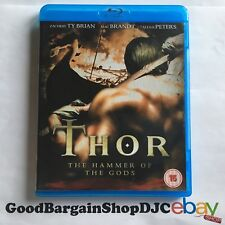 Thor - The Hammer Of The Gods (Blu-ray, 2012)