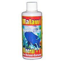 Malawi 100 ml. Mineral + V für alle Malawi-Buntbarsche u.a. afrikanische Barsche