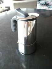Reduced: L.Aroma Espresso Percolator. About 1 Cup Tank. StainlessStl and H.D.
